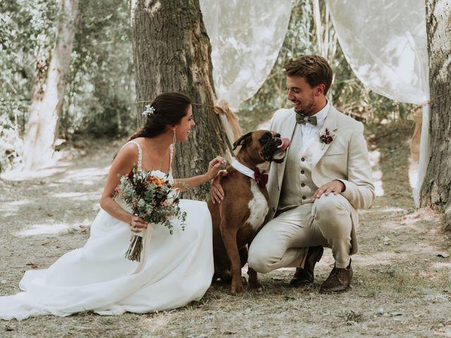 La boda de Laia y Sergi
