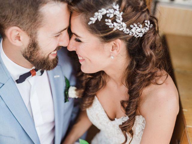 La boda de Sergy y Jessica en Villamanrique De La Condesa, Sevilla 35