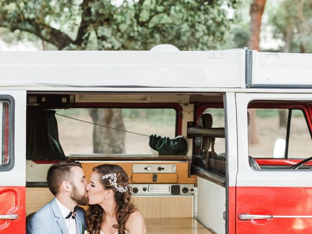 La boda de Sergy y Jessica en Villamanrique De La Condesa, Sevilla 36
