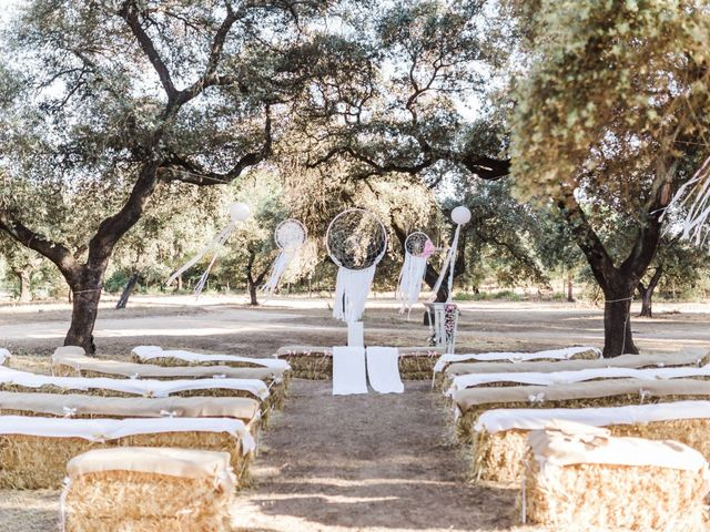 La boda de Sergy y Jessica en Villamanrique De La Condesa, Sevilla 46