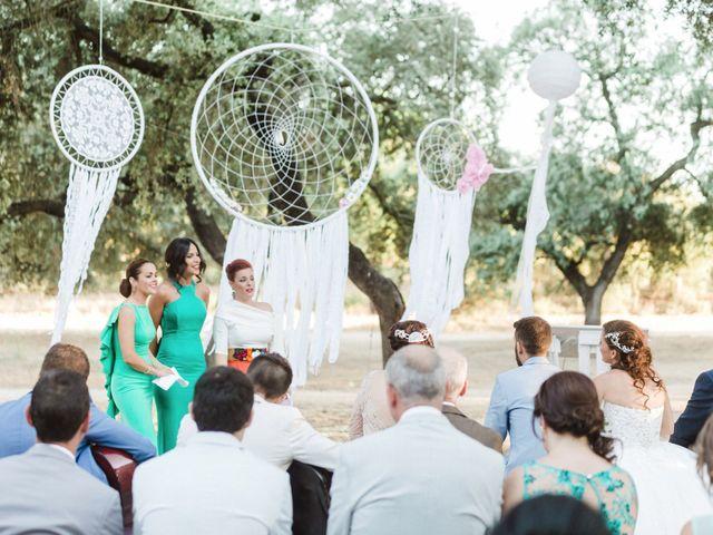La boda de Sergy y Jessica en Villamanrique De La Condesa, Sevilla 55