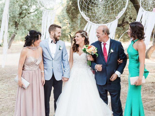 La boda de Sergy y Jessica en Villamanrique De La Condesa, Sevilla 58