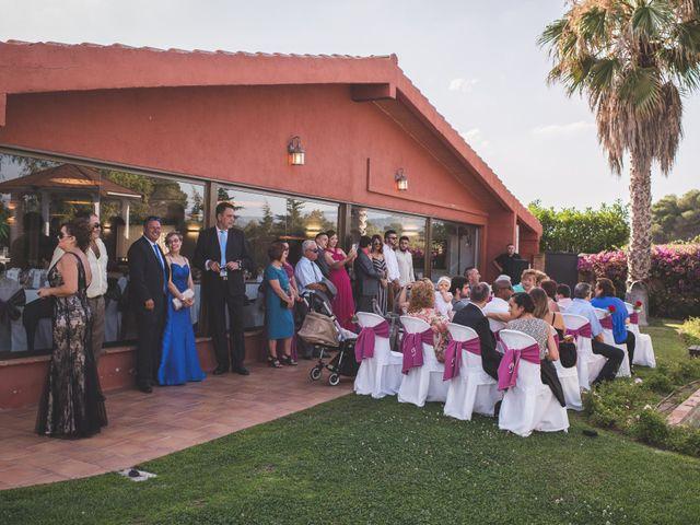La boda de Juan Carlos y Veronica en Montbrio Del Camp, Tarragona 22