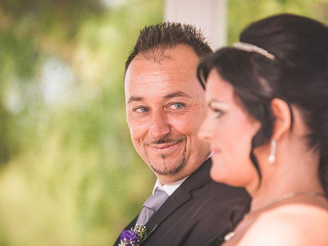La boda de Juan Carlos y Veronica en Montbrio Del Camp, Tarragona 25