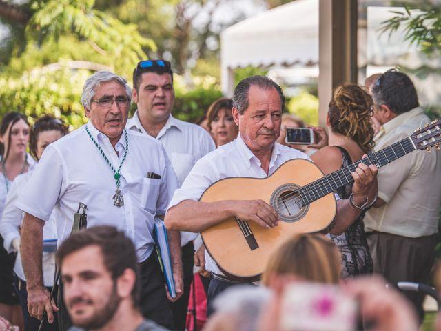 La boda de Juan Carlos y Veronica en Montbrio Del Camp, Tarragona 26