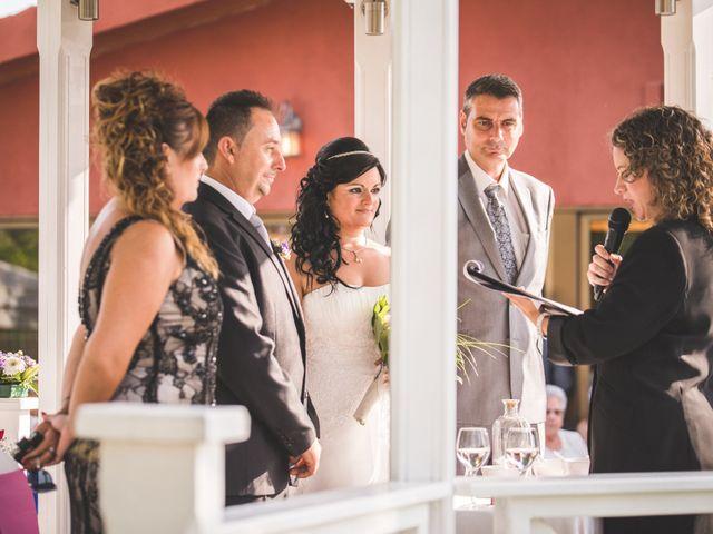 La boda de Juan Carlos y Veronica en Montbrio Del Camp, Tarragona 34