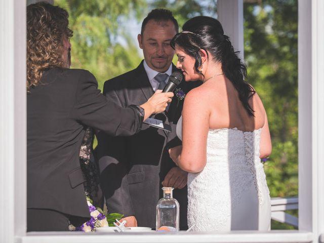 La boda de Juan Carlos y Veronica en Montbrio Del Camp, Tarragona 37