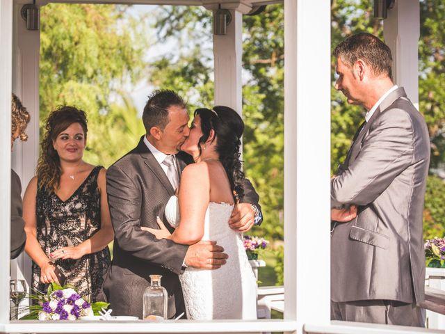 La boda de Juan Carlos y Veronica en Montbrio Del Camp, Tarragona 39