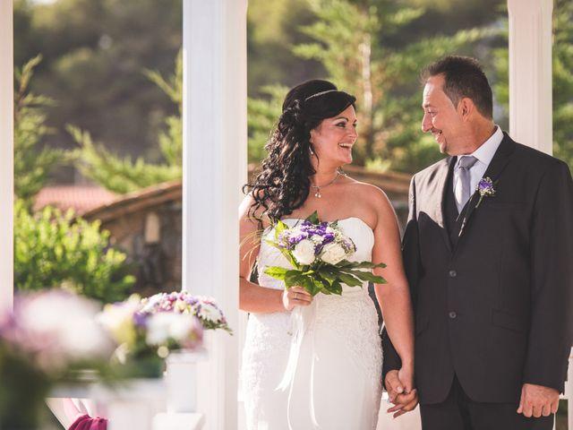 La boda de Juan Carlos y Veronica en Montbrio Del Camp, Tarragona 40