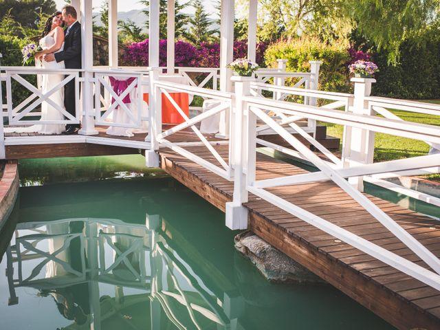 La boda de Juan Carlos y Veronica en Montbrio Del Camp, Tarragona 45