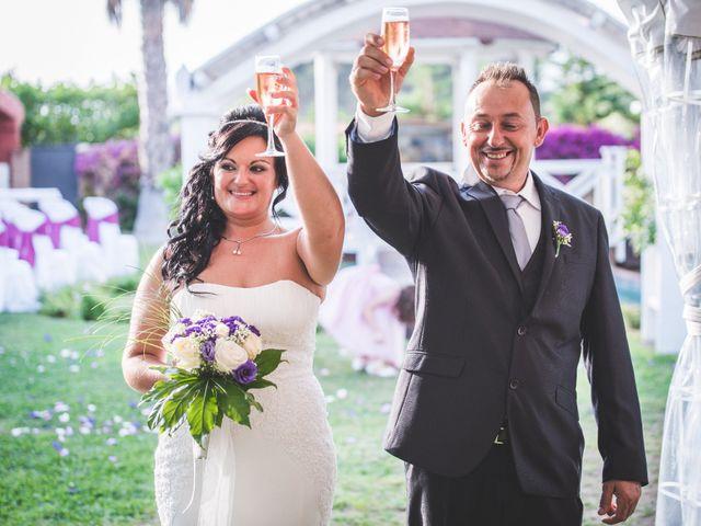 La boda de Juan Carlos y Veronica en Montbrio Del Camp, Tarragona 46