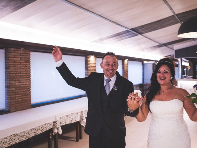 La boda de Juan Carlos y Veronica en Montbrio Del Camp, Tarragona 48