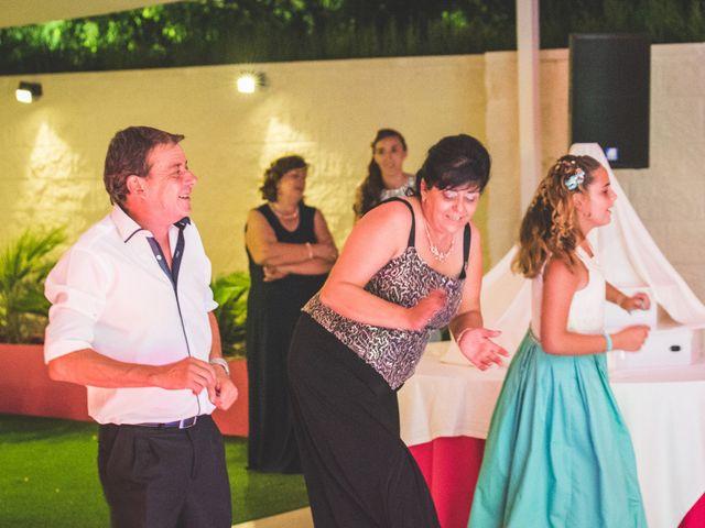 La boda de Juan Carlos y Veronica en Montbrio Del Camp, Tarragona 53