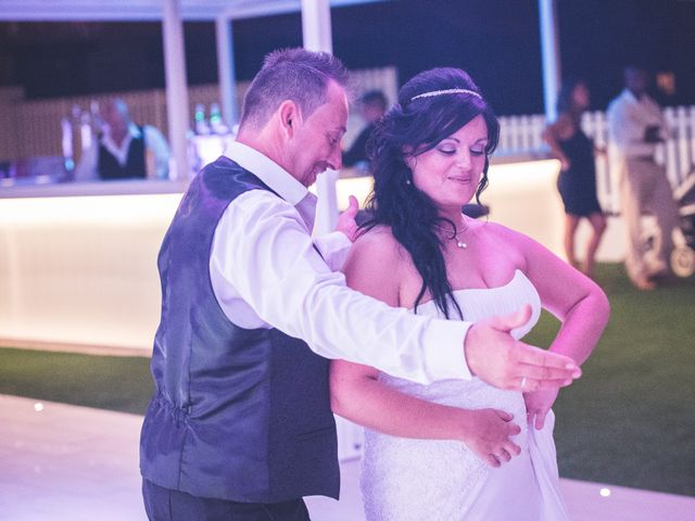 La boda de Juan Carlos y Veronica en Montbrio Del Camp, Tarragona 54
