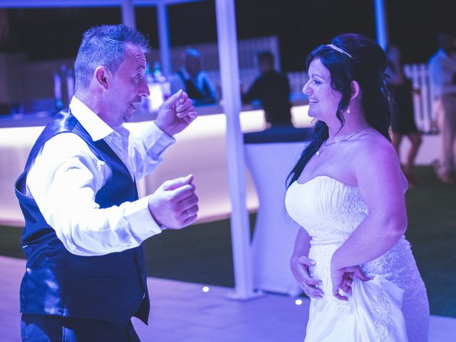 La boda de Juan Carlos y Veronica en Montbrio Del Camp, Tarragona 57