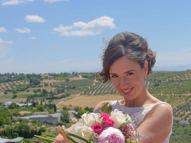 La boda de Felipe y Rocío en Linares, Jaén 3