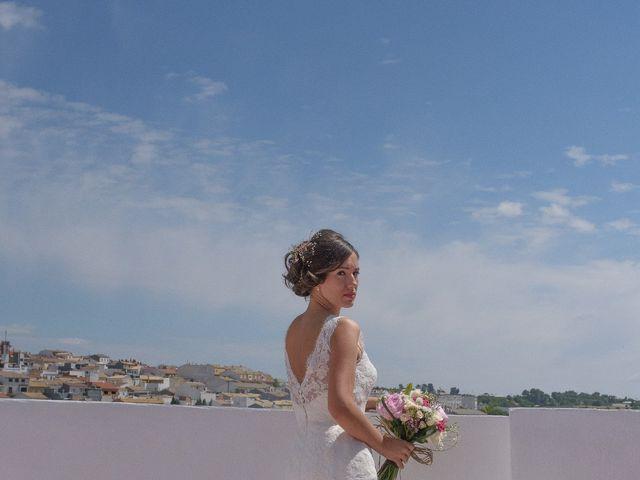 La boda de Felipe y Rocío en Linares, Jaén 5