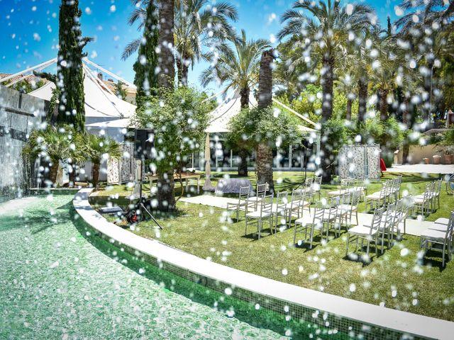 La boda de Felipe y Rocío en Linares, Jaén 7