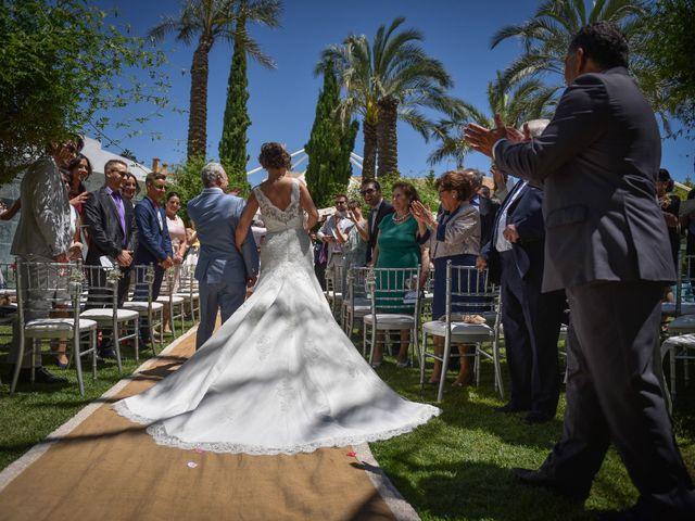 La boda de Felipe y Rocío en Linares, Jaén 8