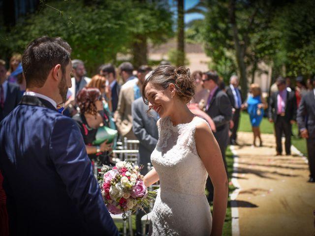 La boda de Felipe y Rocío en Linares, Jaén 9