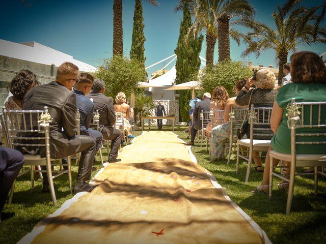 La boda de Felipe y Rocío en Linares, Jaén 11