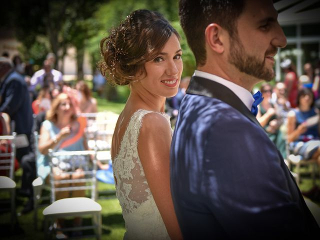 La boda de Felipe y Rocío en Linares, Jaén 13