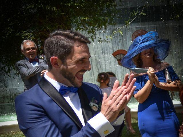 La boda de Felipe y Rocío en Linares, Jaén 15