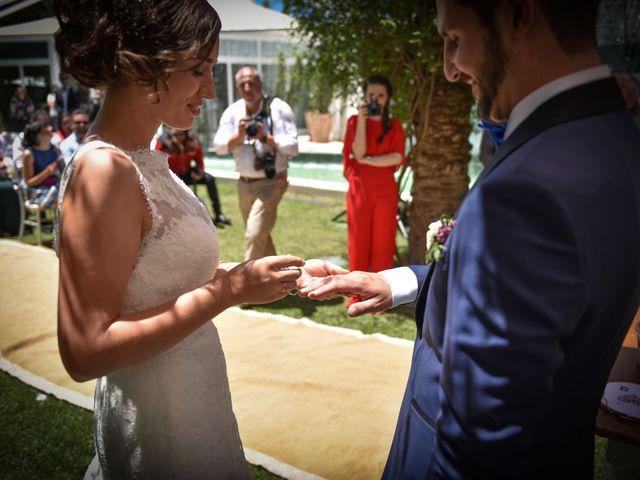 La boda de Felipe y Rocío en Linares, Jaén 16