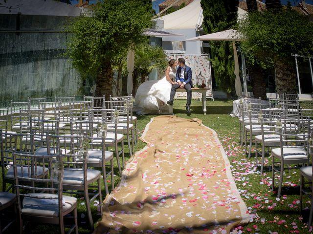 La boda de Felipe y Rocío en Linares, Jaén 19