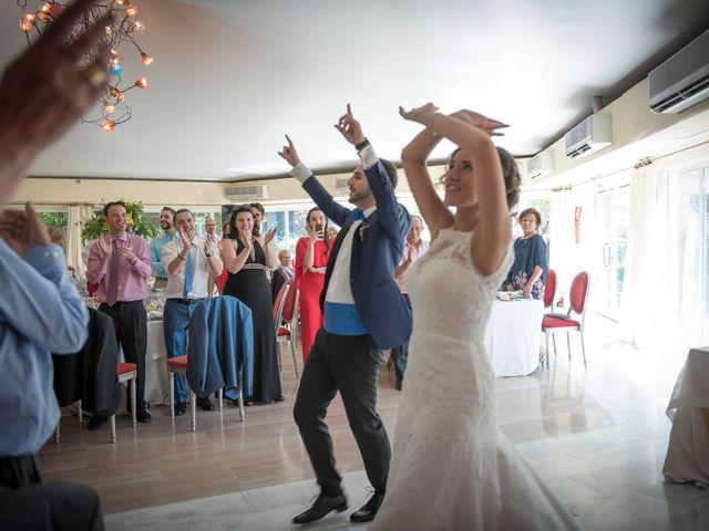 La boda de Felipe y Rocío en Linares, Jaén 23