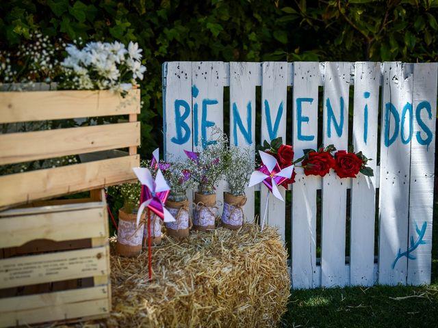 La boda de Felipe y Rocío en Linares, Jaén 31