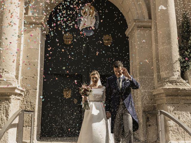 La boda de Alejandro y Carmen en Mutxamel, Alicante 1