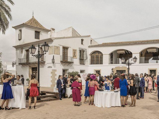 La boda de Alejandro y Carmen en Mutxamel, Alicante 13