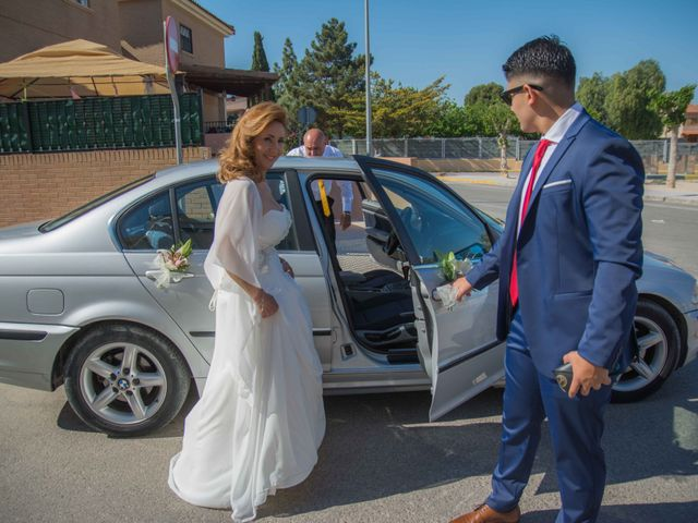 La boda de Juanjo y Soraya en Ciudad Quesada, Alicante 2