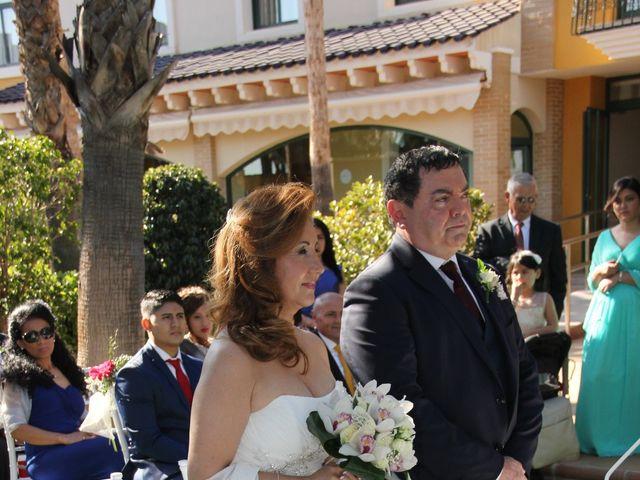 La boda de Juanjo y Soraya en Ciudad Quesada, Alicante 7