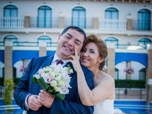 La boda de Juanjo y Soraya en Ciudad Quesada, Alicante 9