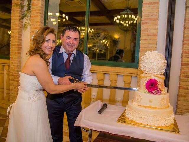 La boda de Soraya y Juanjo
