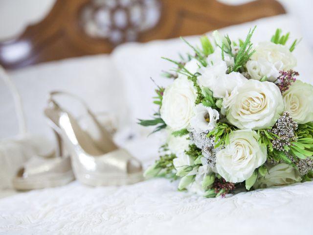 La boda de Javier y Cristina en Purullena, Granada 4