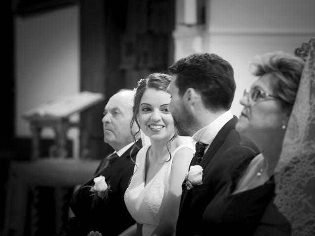 La boda de Javier y Cristina en Purullena, Granada 7