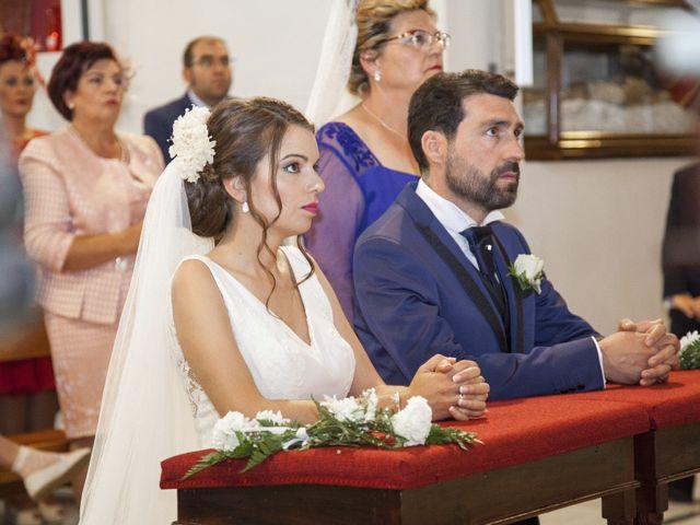 La boda de Javier y Cristina en Purullena, Granada 8