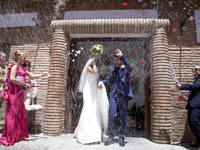 La boda de Javier y Cristina en Purullena, Granada 10