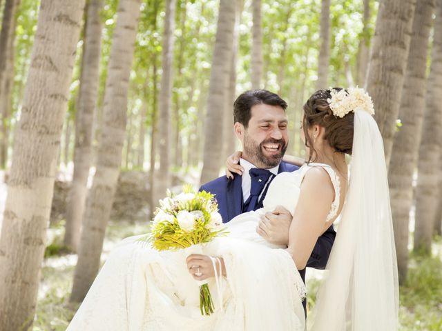 La boda de Javier y Cristina en Purullena, Granada 14
