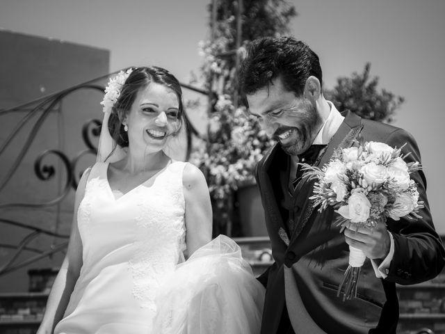 La boda de Javier y Cristina en Purullena, Granada 16