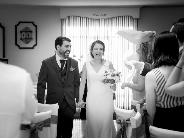 La boda de Javier y Cristina en Purullena, Granada 18