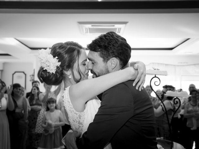 La boda de Javier y Cristina en Purullena, Granada 19