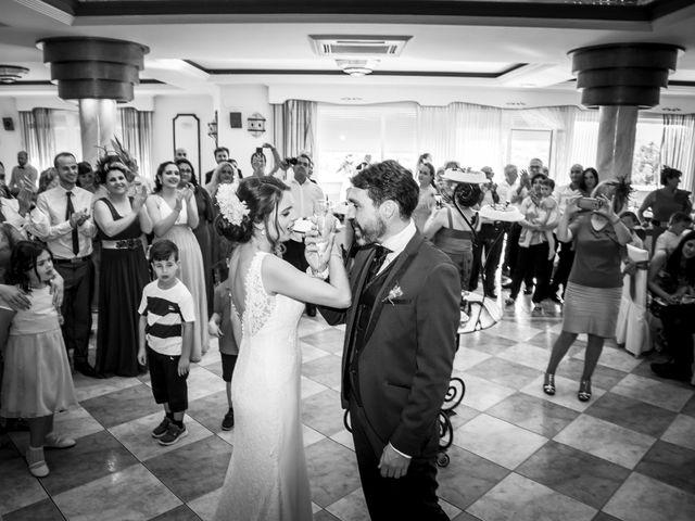 La boda de Javier y Cristina en Purullena, Granada 20
