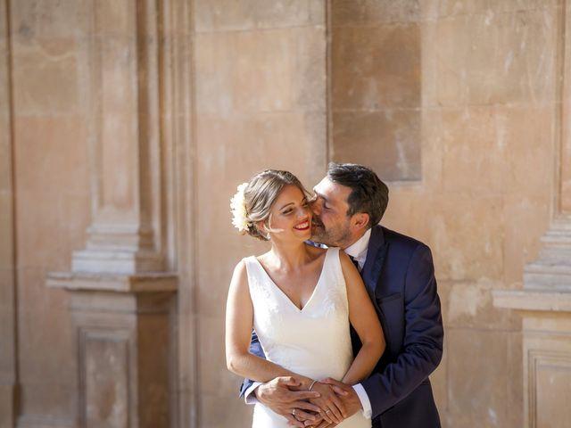 La boda de Javier y Cristina en Purullena, Granada 23