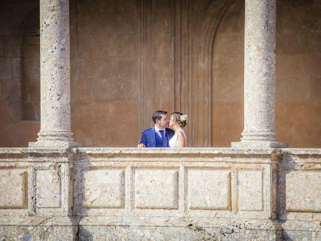 La boda de Javier y Cristina en Purullena, Granada 24