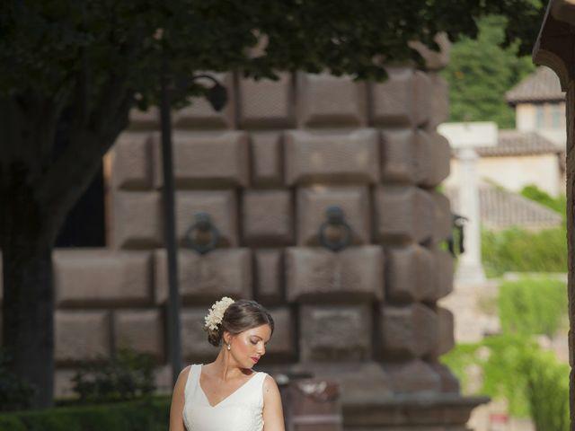 La boda de Javier y Cristina en Purullena, Granada 31