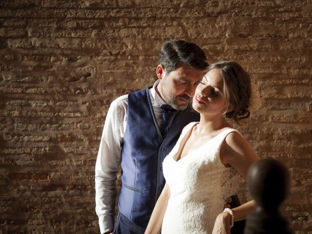 La boda de Javier y Cristina en Purullena, Granada 33